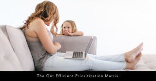 My Cloning Secret: The Get Efficient Prioritization Matrix